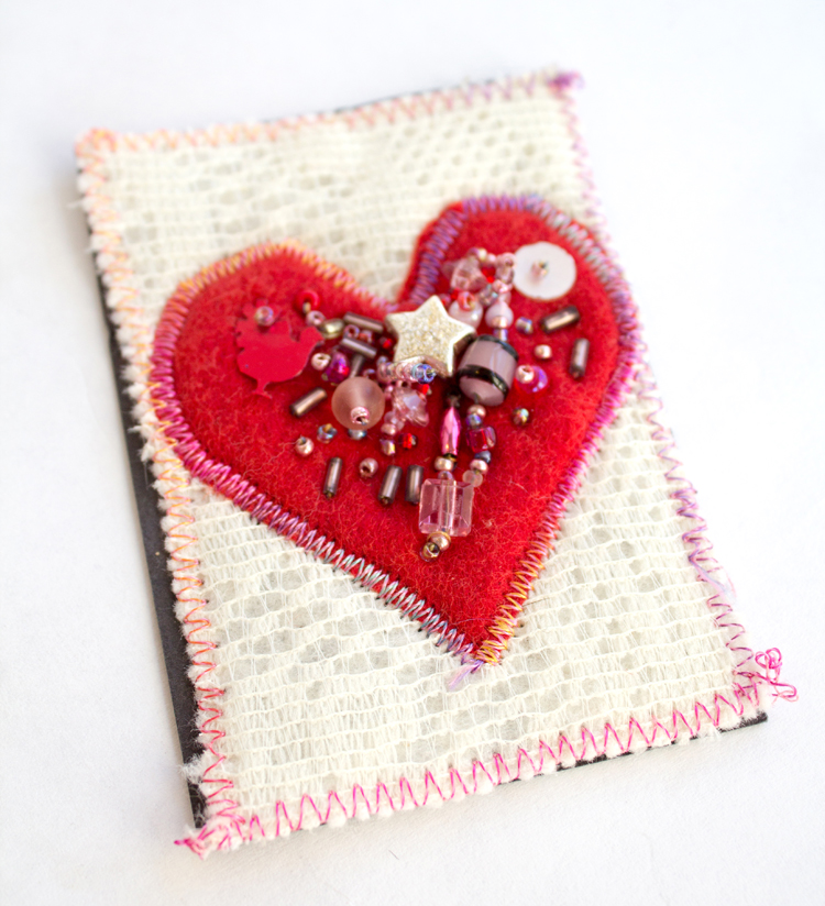 Happy Valentine S Day With Artist Trading Cards